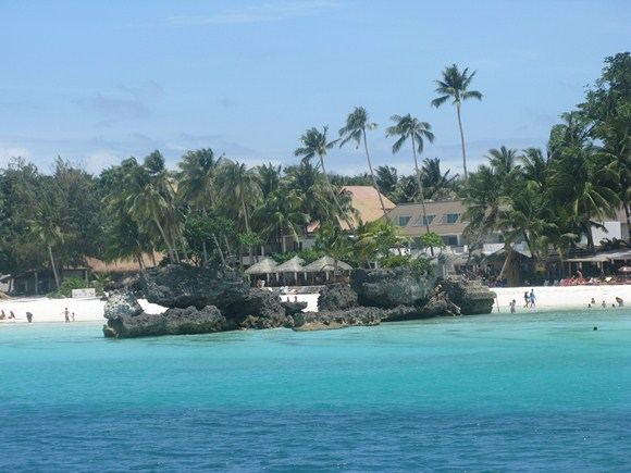 L.Balsytės nuotr./15min/Boracay sala Filipinuose