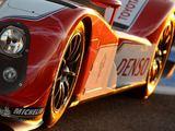 "Gamintojo nuotr./""Toyota TS030"" lenktyninis automobilis"