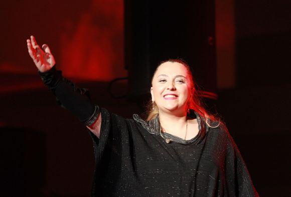 Gruzinų atlikėjos Nino Katamadze koncertas