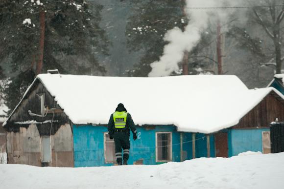 Policininkas Kirtimų tabore