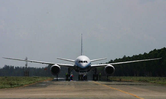 """Boeing 787 Dreamliner"" lėktuvas"