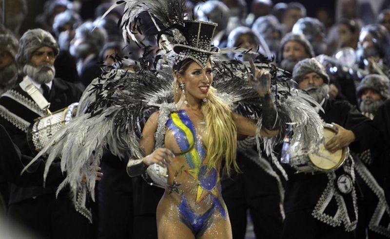 Tradicinis karnavalas San Paule