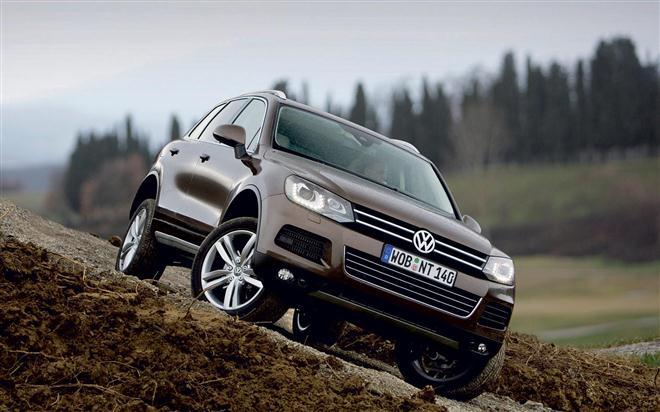 """Volkswagen Toureg Hybrid"""