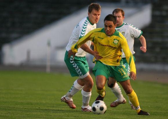 Scanpix nuotr./Rafaelis Ledesma FBK Kauno klube žaidė 20062008 metais.