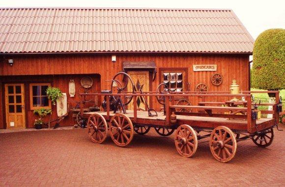 Tokį nematytą aatuonratį vežimą bus galima pamatyti Rotuaės aikatėje.