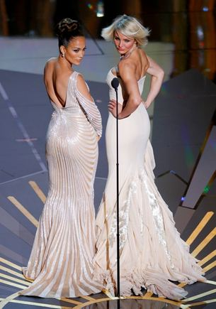 """Reuters""/""Scanpix"" nuotr./Jennifer Lopez ir Cameron Diaz"