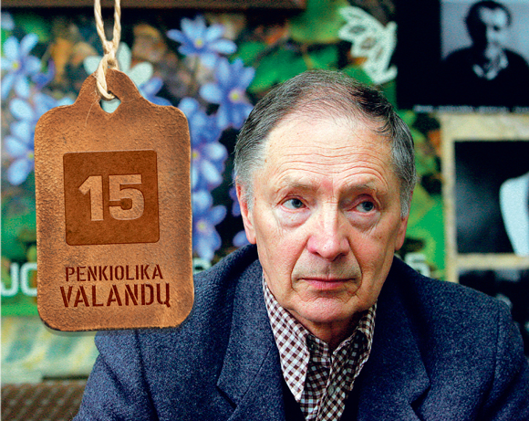 Fotomenininkas R.Rakauskas 45 metus gyvena Kaune, tačiau geriausiai jaučiasi išvažiavęs į kaimą.
