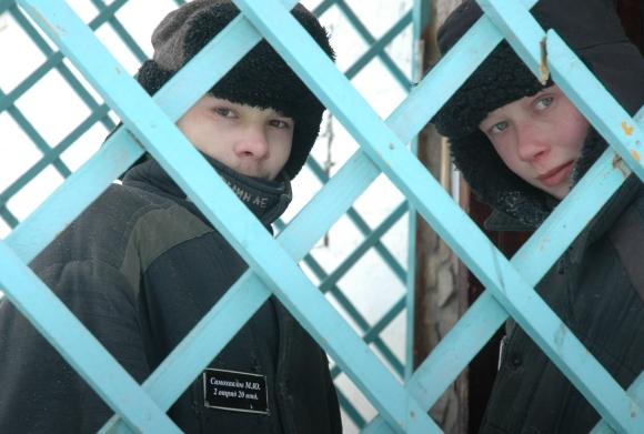 Jaunieji Rusijos nusikaltėliai