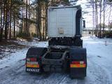 VSAT nuotr./Latvijoje vogtas vilkikas