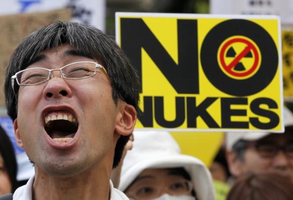 Po Fukušimos nelaimės japonai patyrė tokį šoką, kad nebenori atominės energetikos.