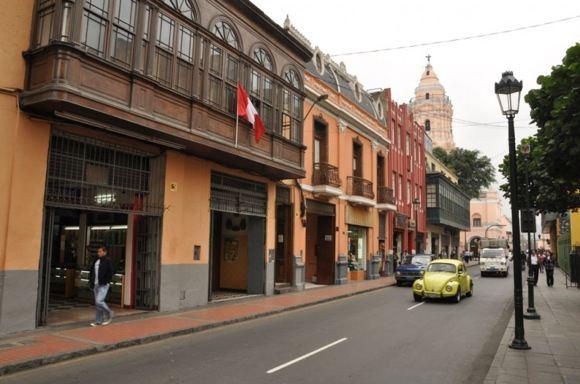 Jaukios Limos gatvelės