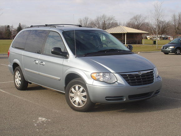 Wikipedia.org nuotr./Chrysler Town  Country