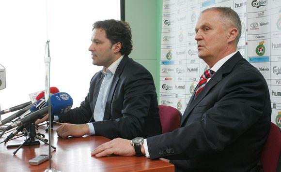 Aliaus Koroliovio nuotr./Liutauras Varanavičius ir Julius Kvedaras