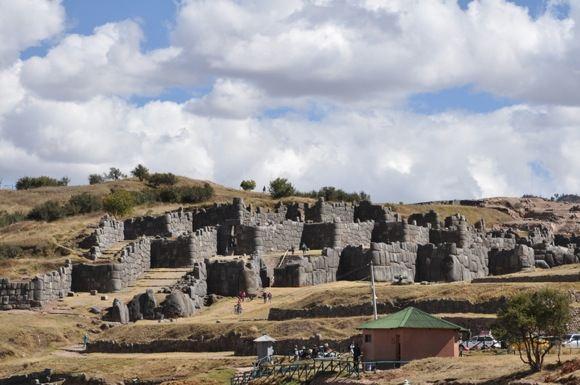 Greitgrisim.lt nuotr./Inkų tvirtovės