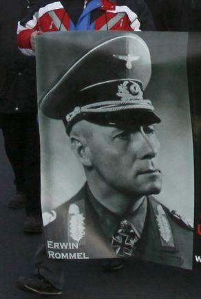 """""""Reuters""""/""""Scanpix"""" nuotr./Vienas mėgstamiausių Adolfo Hitlerio generolų Erwinas Rommelis"""