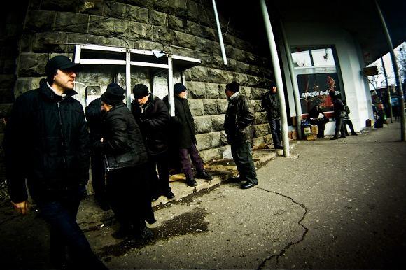 B.Tilmantaitės nuotr./Juodi drabužiai dominuoja gatvėse