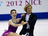 RIA Novosti/Scanpix nuotr./Meryl Davis ir Charlie White'as