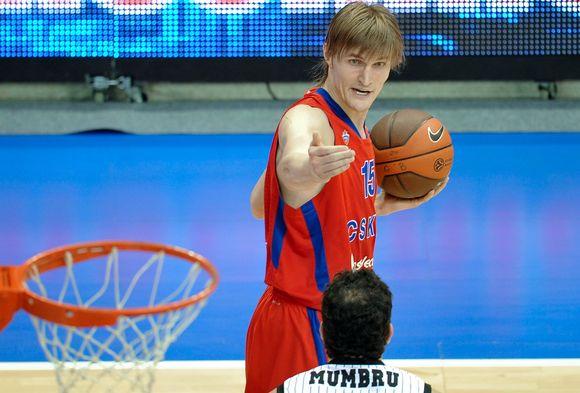 Andrejus Kirilenka