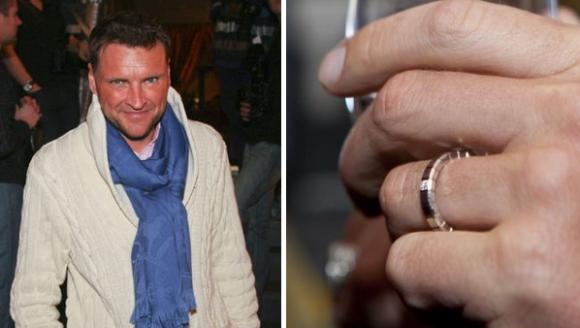 15min.lt, Mariaus Žičiaus nuotr./ Žilvinas Grigaitis ir jo vestuvinis žiedas