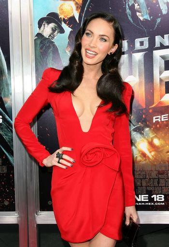 """""""Scanpix"""" nuotr./Aktorė Megan Fox"""