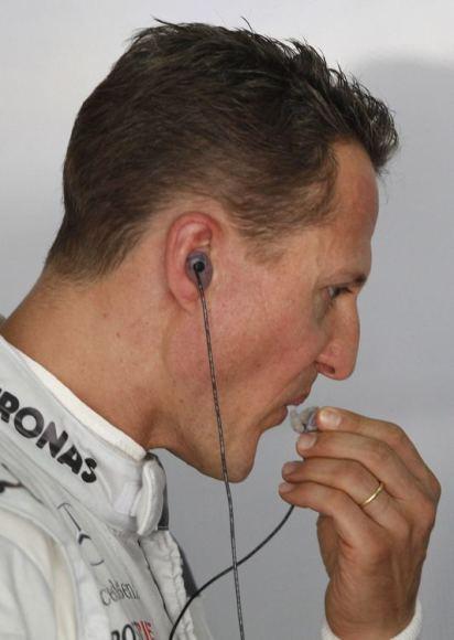 "AP/""Scanpix"" nuotr./Michaelis Schumacheris"