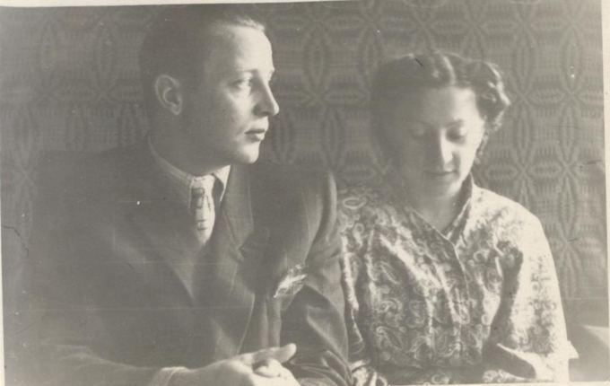 Asmeninio archyvo nuotr./R.Varnaitės ir V.Eidukaičio tuoktuvės
