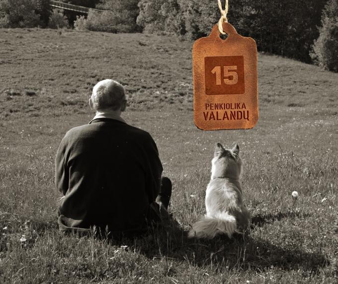 Filosofas Arvydas Šliogeris sako, kad esminė jo pastanga – apmąstyti, kas yra lietuviškas kaimas.