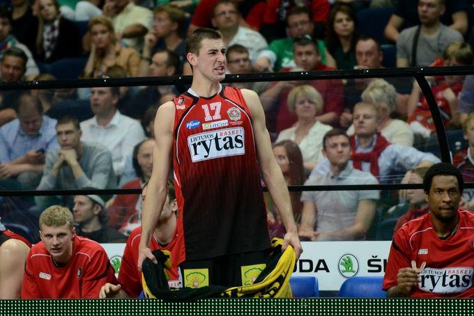 Sportoakimirka.lt nuotr./Star power of Jonas Valančiūnas could have been used more rigorously