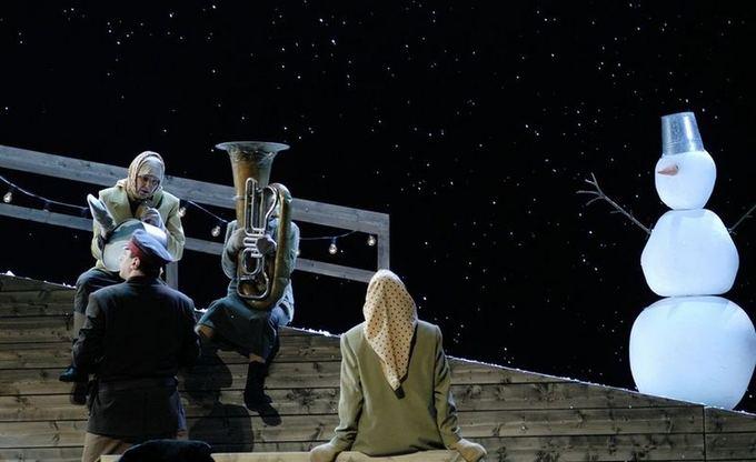 Martyno Aleksos nuotr./Opera Eugenijus Oneginas
