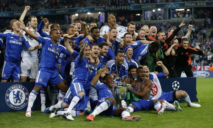 Scanpix/AP nuotr./ Chelsea triumfo akimirka praėjusiame sezone