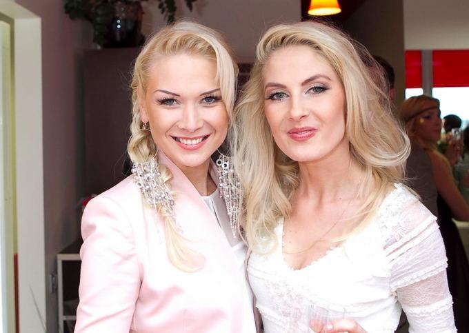 Viganto Ovadnevo nuotr./Natalija Bunkė ir Kristina Ivanova