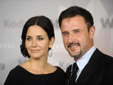 Courteney Cox ir Davidas Arquette'as