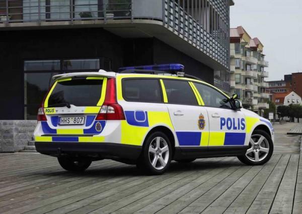 Švedijos policija tikrina vairuotojų blaivumą