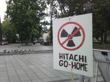 Sauliaus Chadasevičiaus/15min.lt nuotr./Protestas prieš atominę elektrinę