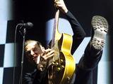 Viganto Ovadenvo nuotr./Akimirka iš Bryano Adamso koncerto