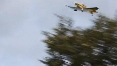 Lėktuvas virš Baltarusijos