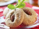 Shutterstock nuotr./Migdoliniai sausainukai