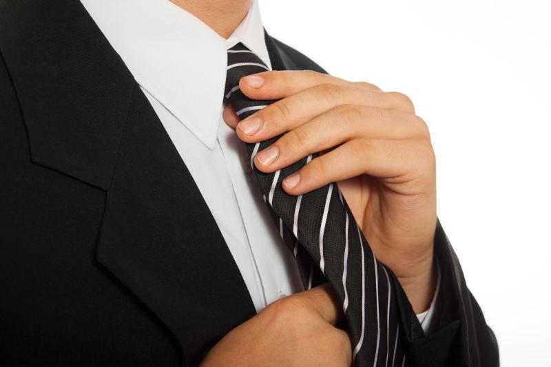 Kaip derinti ir rišti kaklaraištį