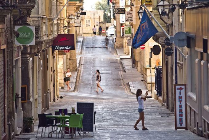 Irmanto Gelūno/15min.lt nuotr./Malta stebina įspūdinga gamta.