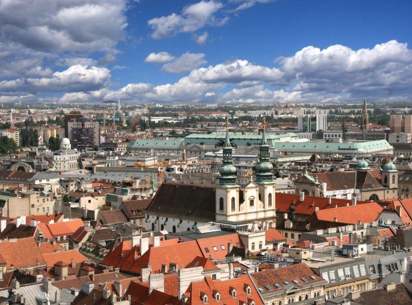 Austrijos sostinė Viena