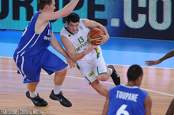 FIBA nuotr./Vytenis Čižauskas