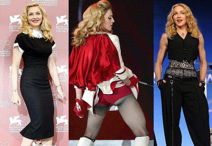 Scanpix nuotr./Madonna