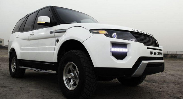 Land Rover Evoque kopija