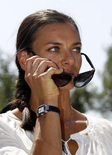 Foto: YIORGOS KARAHALIS/REUTERS/Sports.ee/Елена Исинбаева.
