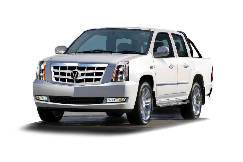Kiniška Cadillac Escalade kopija