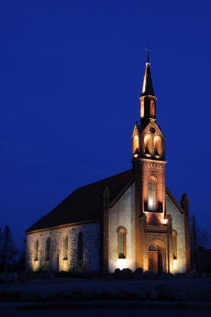 Kretingalės bažnyčia