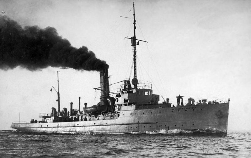 """Jūrų muziejaus nuotr./Laivas """"Prezidentas Smetona"""" bus pagerbtas Jūrų muziejaus ekspozicijoje."""