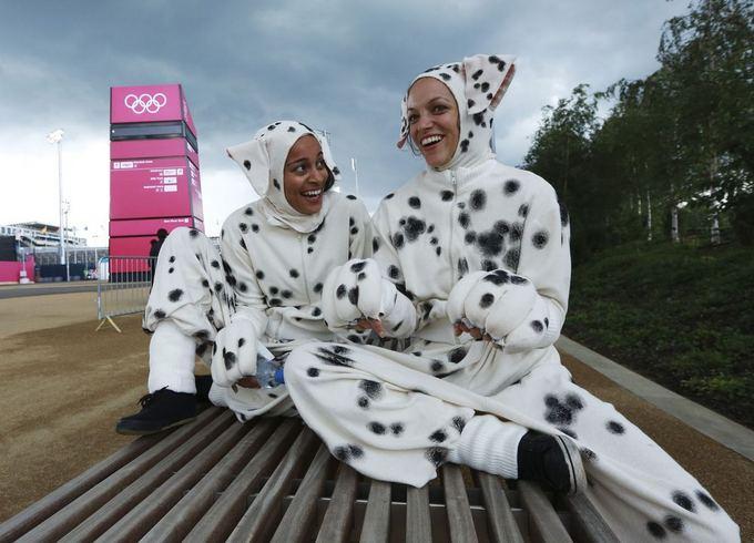 Reuters/Scanpix nuotr./Londono olimpinių žaidynių atidaryme aunis vaidinančios aktorės