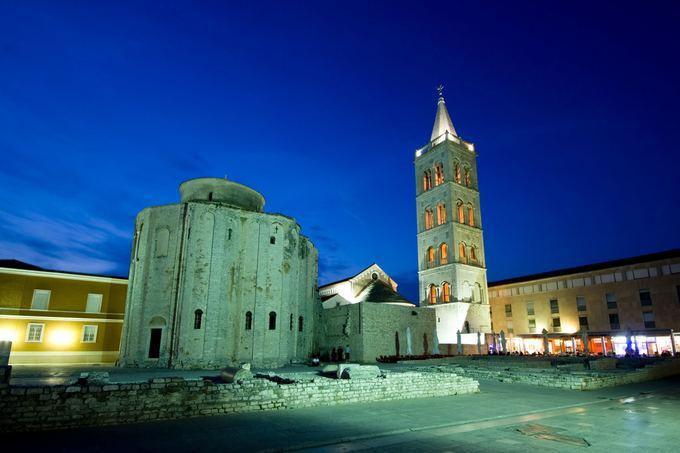 123rf.com nuotr./`v. Donato bažnyčia Zadare