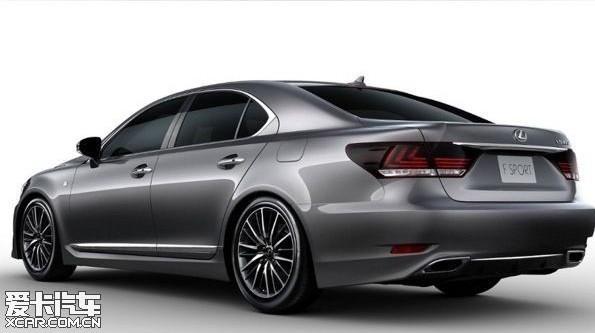 Naujasis Lexus LS